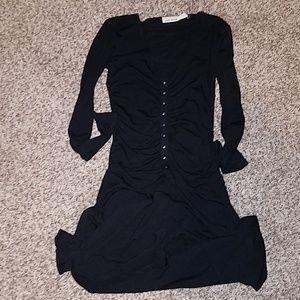 Long sleve DKNY dress